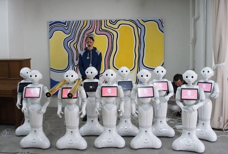 プロデューサーとして恐れられていた自分が、ロボットを作ることになったワケ