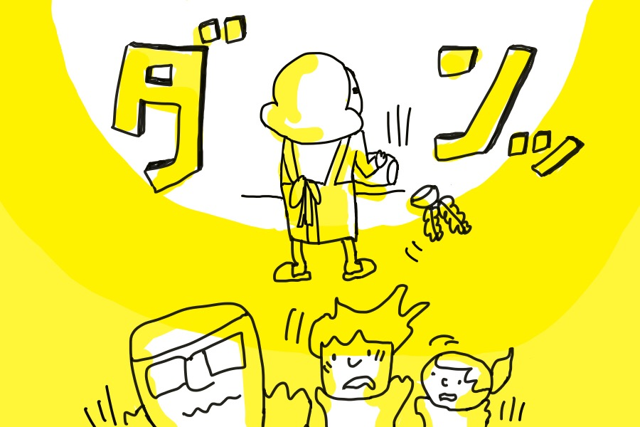 イライラが爆発する前に!川崎流「自分の機嫌」の取り方~川崎貴子の「チーム家族」痛快コラム